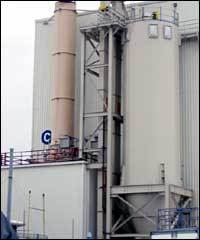 Bluegas_gasification_pilot_plant