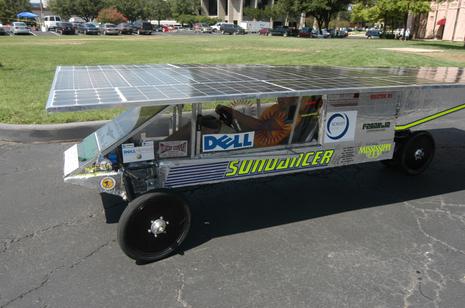 Schott_solar_challenge_car