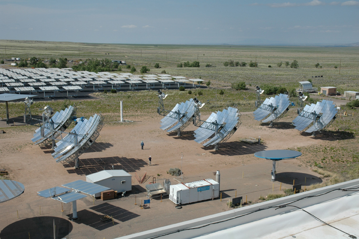 The Energy Blog: About Dish/Engine Concentrating Solar Power
